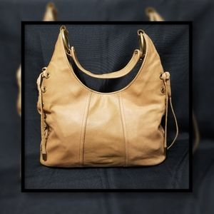 Kenneth Cole Reaction Laced Sides Hobo Bag